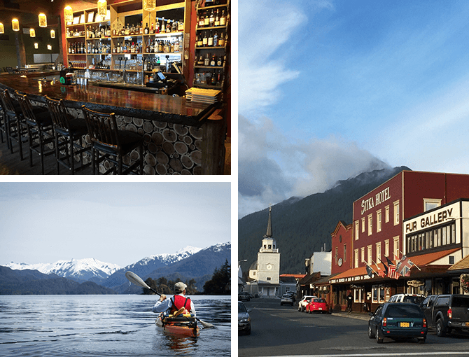 The Sitka Hotel, Restaurant, and Lounge