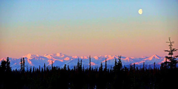 Alpenglow-Alaska-Sitka
