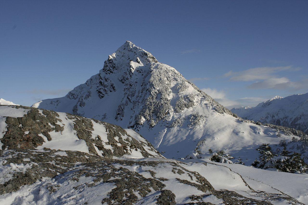 Mt Verstovia Alaska
